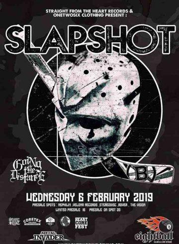 Slapshot Live