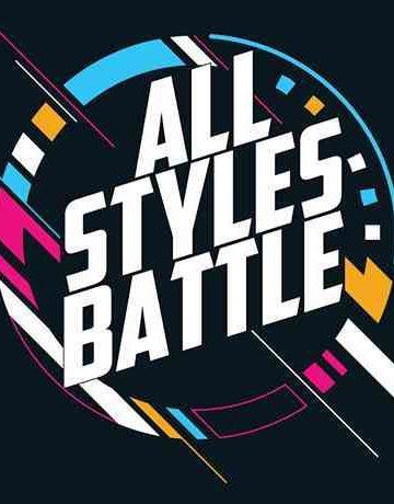 1 vs 1 All styles Battle + 1 vs 1 Generation Breaking Battles