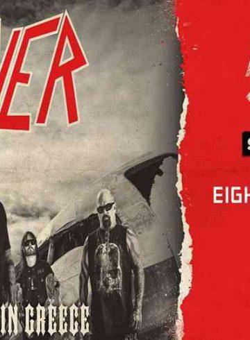 Εκδρομη Για Slayer Αθηνα 13 Ιουλιου/EIGHTBALL
