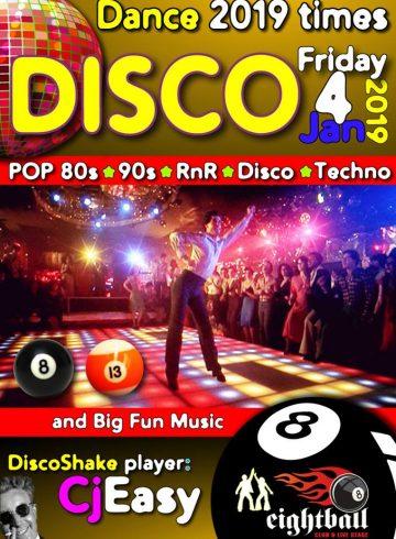 Dance disco 2019