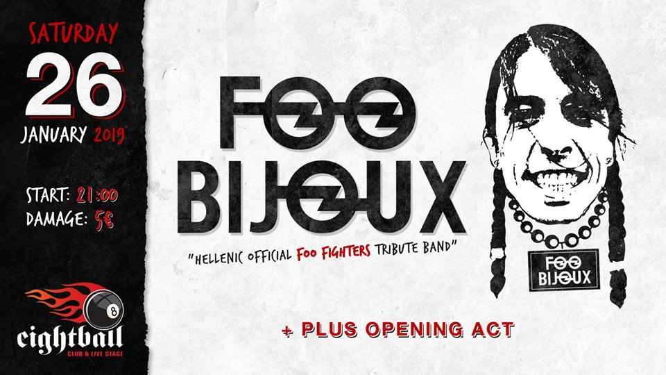 Foo Bijoux Live at Eightball