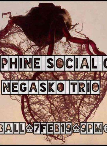 MorphineSocialClub & NegaskoTrio do Eightball