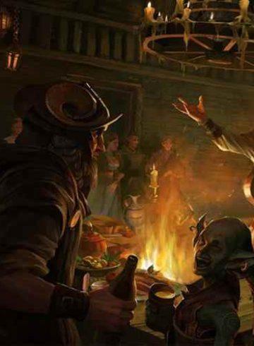 2η Μεσαιωνική Βραδιά Στο Eightball Club