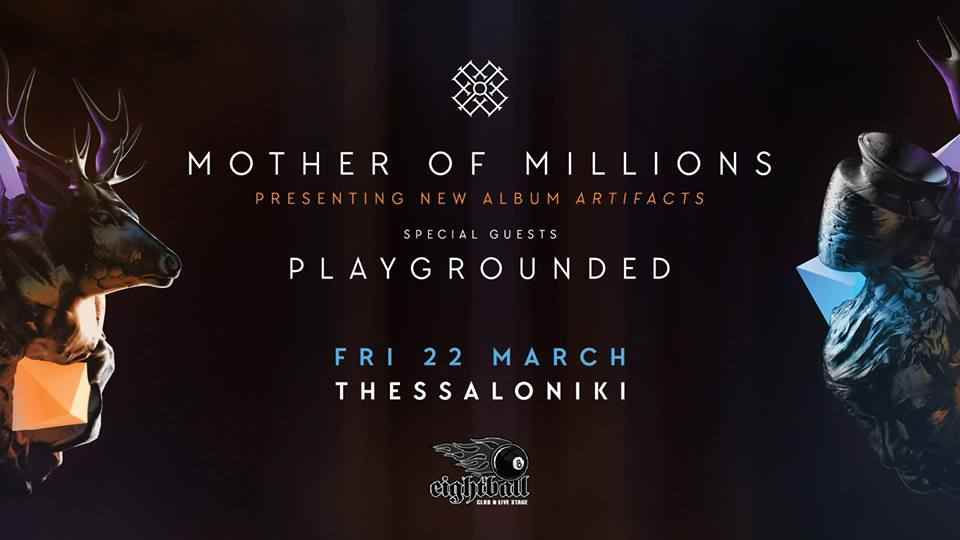Mother of Millions | Playgrounded live in Thessaloniki