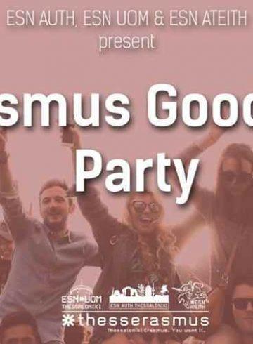 Erasmus Goodbye Party by ESN Thessaloniki