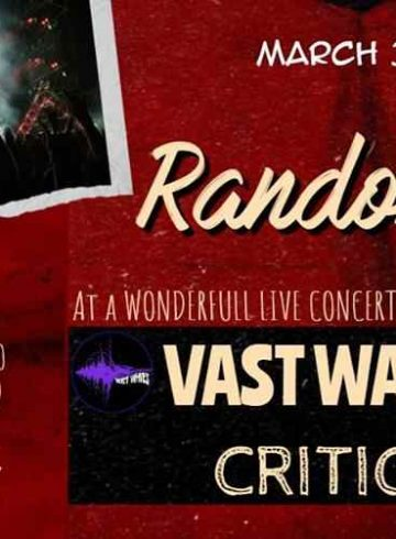 The Random Way-Vast Waves-Critical Sense Live @8ball Club