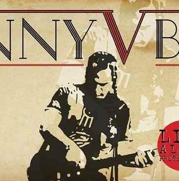 Johnny V BAND Live at 8ball Σάββατο 9 Μαρτίου