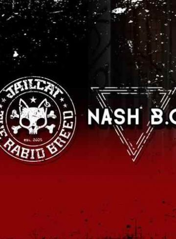 Downtown Association // Jailcat // Nash Bc // at Eightball