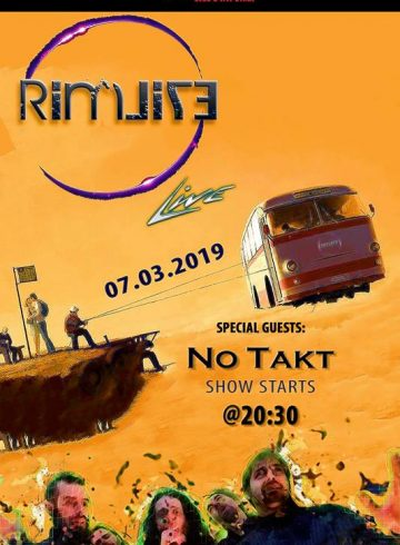 Rimlite Live at 8Ball Club and Stage