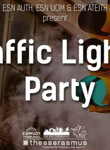 Traffic Lights Party by ESN Thessaloniki