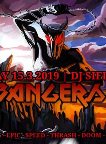 Headbangers 8Ball | METAL GATHERING – Dj Sifis Wiz