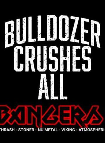 Headbangers 8Ball | BULLDOZER IS BACK!