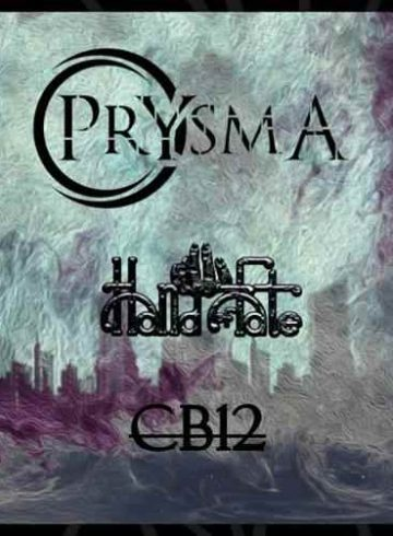 Prysma Album presentation, w/ Hand of Fate and CB12 at 8ball