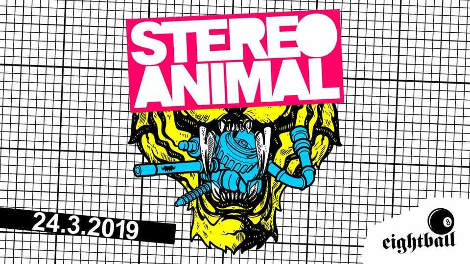 Stereo Animal LIVE 8BALL