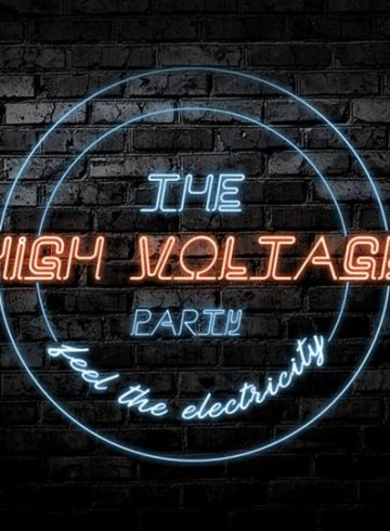 High Voltage Party powered by Σφημμυ