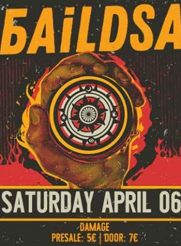 BAiLDSA w/ special guest Balothizer live at 8ball | Thessaloniki