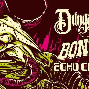 Dungaree [HU] – Bonzai [GR] – Echo Cables [GR] live at Eightball
