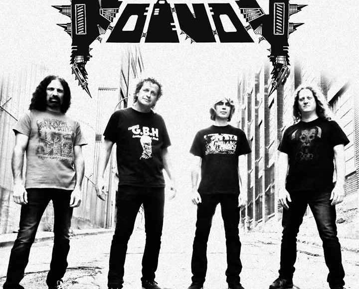 Voivod Live in Thessaloniki for first time!