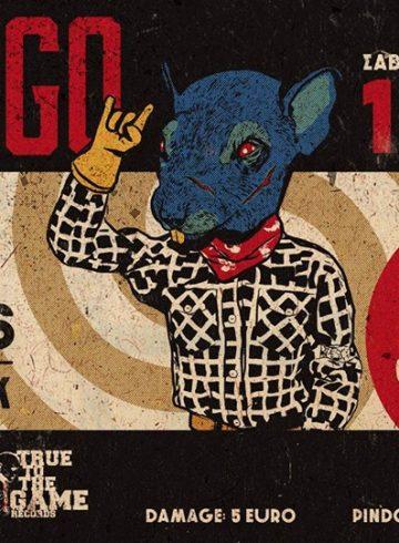 10 To Go/Green Goblins/Bonecrack Live at Eightball