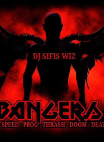 Headbangers 8Ball | IN HELL – Dj Sifis Wiz