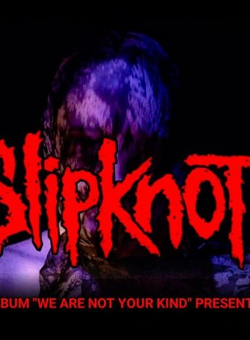 Headbangers 8Ball | SLIPKNOT