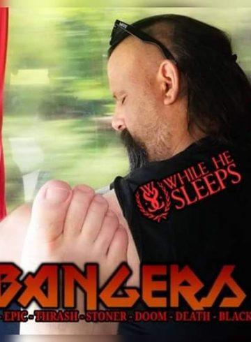 Headbangers 8Ball | WHILE HE SLEEPS