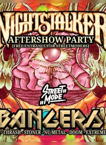 Headbangers 8Ball | NIGHTSTALKER Aftershow Party