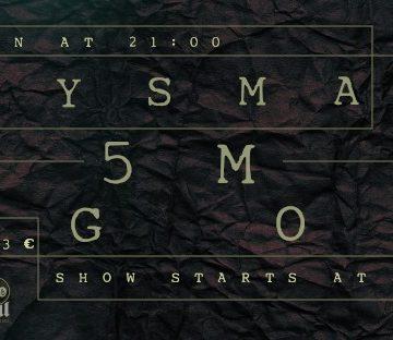 Prysma/5M/G.O.P Live At 8ball Club 10/10