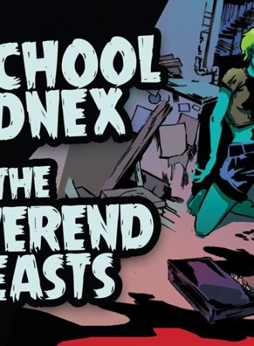 OLDSCHOOL REDNEX & The Reverend Beasts