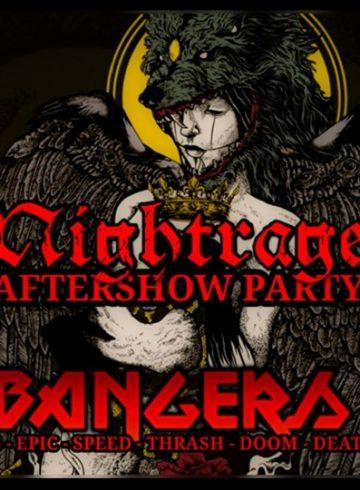 Headbangers 8Ball | NIGHTRAGE Aftershow Party – Dj Sifis Wiz