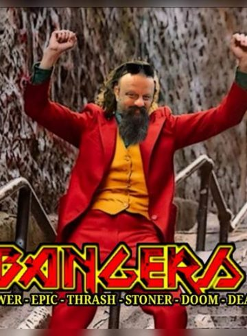 Headbangers 8Ball | ΑΥΣΤΗΡΩΣ ΑΚΑΤΑΛΛΗΛΟ