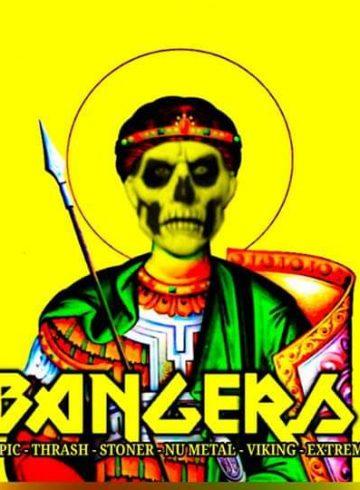 Headbangers 8Ball | St. DEMETRIOS' DAY