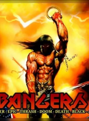 Headbangers 8Ball | METAL WARRIORS