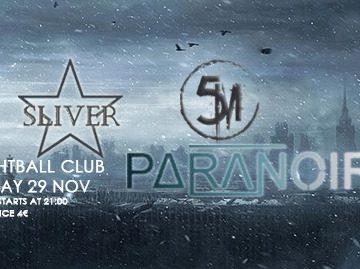 ParanoiR//5M//Sliver live @8ball