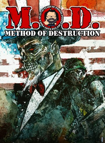 M O D (Method of Destruction) live in Thessaloniki