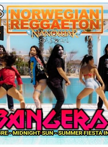 Headbangers 8Ball | NANOWAR OF STEEL Aftershow Party