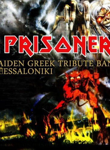 Iron Maiden | A Killer Tribute by The Prisoners