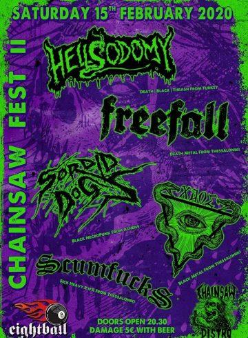 Chainsaw Fest Vol II