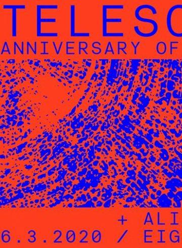 The Telescopes – Taste (30th Anniversary Show) – Eightball Club