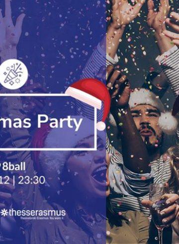 Erasmus Christmas Party by ESN Thessaloniki