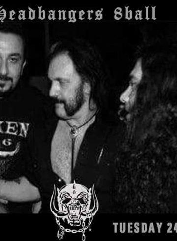 Headbangers 8Ball | LEMMY LIVES – Dj Panos