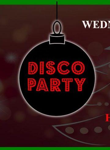 Xmas Disco party