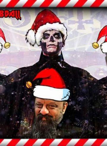 Headbangers 8Ball | METAL CHRISTMAS…ΜΕ ΤΟΥΣ ΧΕΙΡΟΤΕΡΟΥΣ
