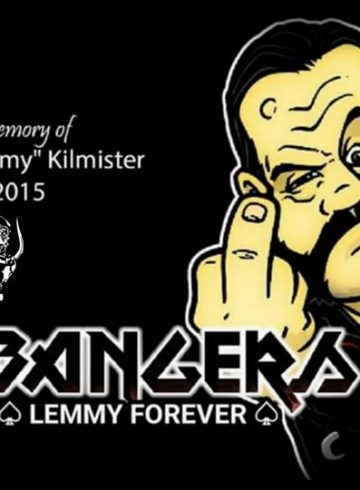 Headbangers 8Ball | LEMMY FOREVER – Djs Nephilim & Vagelas