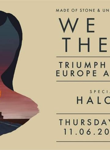 We Lost The Sea [AUS] w/Halocraft [GR] live in Thessaloniki