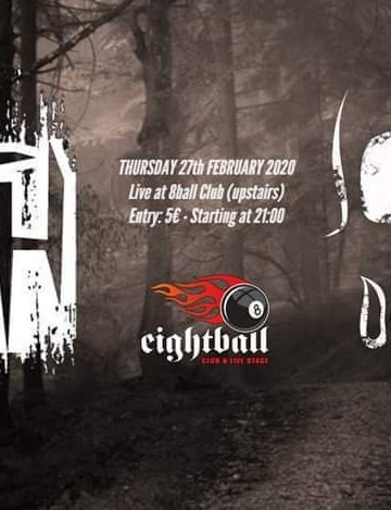 Path / Soon in Darkness | Live @8Ball Club!