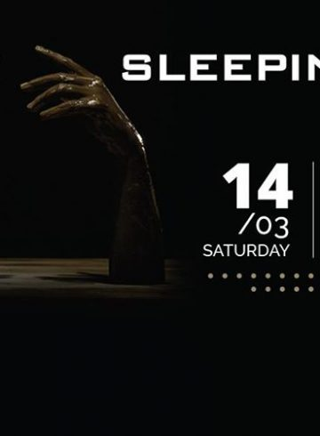 Sleepin Pillow Live | Sat.14th March, Thessaloniki