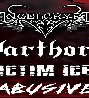 Angelcrypt/Warthorn/Victim Iced/Abusive @8Ball