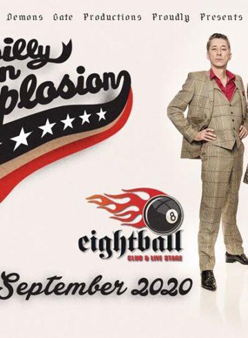 Hillbilly Moon Explosion Παρασκευή 11 Σεπτεμβρίου 8ball Θεσ/νίκη