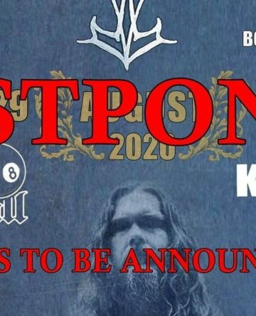 Borknagar Live in Athens & Thessaloniki for first time